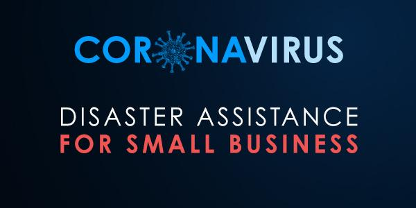 Disaster Assistance for Small Business Graphic