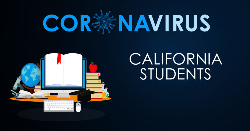 California Students Graphic