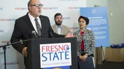 Caballero Emergency Student Housing Loan Program to Tackle Student Homelessness Press Conferemce